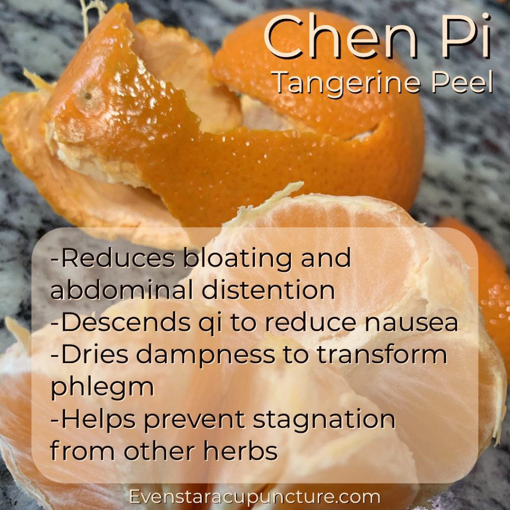 Tangerine Peel - Chinese Herbs in your home and garden